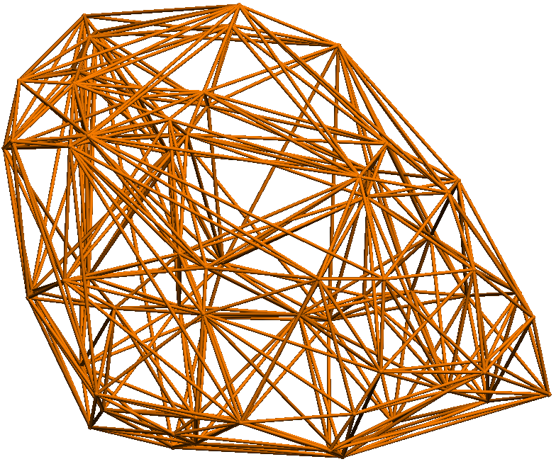 2D and 3D Delaunay Triangulation